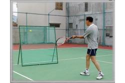 khung tap tennis