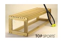 băng ghế ngồi sân tennis, ghế gỗ ngoài trời